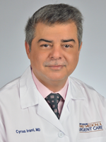 Cyrus Irani MD
